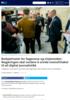 Budsjettseier for fagpresse og nisjemedier: Regjeringen skal vurdere å utvide momsfritaket til all digital journalistikk