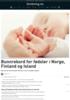 Bunnrekord for fødsler i Norge, Finland og Island