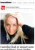 Camilla Glad er ansatt som ny redaktør i Aust Agder Blad