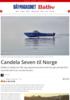 Candela Seven til Norge