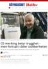 CE-merking betyr trygghet - men fortsatt råder usikkerheten