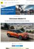 Citroën lanserer elektriske ë-C4