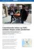 Colombianske ledere og FARC-soldater drepes under pandemien