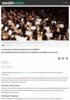 Coronaviruset skaper problemer for musikklivet