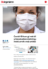 Covid-19 kan gi rett til yrkesskadeerstatning - meld avvik ved smitte