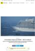 Cruiseskipet slepes mot Molde - 463 er evakuert