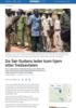 Da Sør-Sudans leder kom hjem etter fredsavtalen