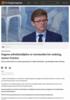 Dagens arbeidsmiljølov er overmoden for endring, mener Venstre