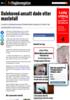 Dalekovod-ansatt døde etter mastefall
