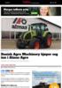 Danish Agro Machinery kjøper seg inn i Almas Agro