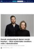 Dansk analysebyrå åpner norsk kontor: - Skal undersøke mediers rolle i demokratiet