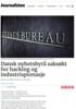 Dansk nyhetsbyrå saksøkt for hacking og industrispionasje