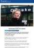 Danske Bank kutter 257 i Norden