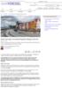 Delte meninger om prøvestengning i Bergen sentrum