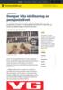 Demper VGs idyllisering av pensjonistlivet