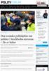 Den svenske politisjefen om politiet i Stockholm-terroren: - De er helter