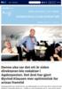 Denne uka var det ett år siden direktøren ble redaktør i Agderposten. Det året har gjort Øyvind Klausen mer optimistisk for avisas framtid