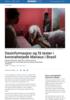 Desinformasjon og få tester i koronaherjede Manaus i Brasil
