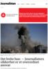 Det hvite hus: - Journalisters sikkerhet er et overordnet ansvar