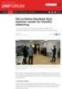 Det juridiske fakultetet feira statusen senter for framifrå utdanning