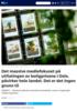 Det massive mediefokuset på utflatingen av boligprisene i Oslo, påvirker hele landet. Det er det ingen grunn til