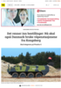 Det renner inn bestillinger: Nå skal også Danmark bruke våpenstasjonene fra Kongsberg
