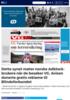 Dette synet møter norske Adblock-brukere når de besøker VG. Avisen donerte gratis reklame til Blindeforbundet