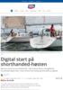 Digital start på shorthanded-høsten