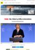 Direkte: Høie, Mæland og Melby om koronakrisen