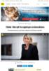 Direkte: Siste nytt fra regjeringen om koronakrisen