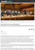 Dirigentløftet: Finnes den nye dirigentstjernen?