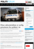 Disse saksområdene er særlig prioriterte for politiet i år
