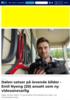 Dølen satser på levende bilder - Emil Nyeng (29) ansatt som ny videoansvarlig