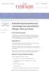 Dobbelkompetanseutdanning iodontologi ved universitetene iBergen, Oslo og Tromsø