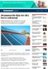 Drammen får ikke lov til å kreve solenergi