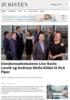Eiendomsadvokatene Line Ravlo-Losvik og Andreas Mello-Kildal til DLA Piper