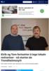 Eirik og Tore fortsetter å lage lokale nettaviser - nå starter de Trondheimsnytt