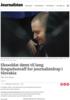 Ekssoldat dømt til lang fengselsstraff for journalistdrap i Slovakia