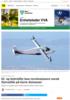 Elektriske fly El- og hybridfly kan revolusjonere norsk flytrafikk på korte distanser