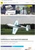 Elektriske fly Luftfarten er i ferd med å bli elektrisk