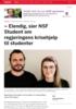 - Elendig, sier NSF Student om regjeringens krisehjelp til studenter