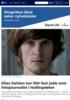 Elias Dahlen har fått fast jobb som fotojournalist i Hallingdølen