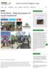 Elmia Wood - Bilag og program for norske besøkende