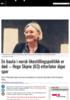 En bauta i norsk likestillingspolitikk er død: - Hege Skjeie (63) etterlater dype spor