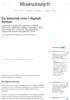 En historisk reise i digitalt format