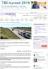 En plan om mange nye milliarder til dansk mobilitet