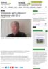 Entreprenør går fra Allskog til Nortømmer etter 30 år