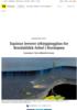 Equinor leverer utbyggingplan for Breidablikk-feltet i Nordsjøen