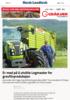 Er med på å utvikle Logmaster for grovfôrproduksjon