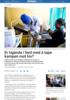 Er Uganda i ferd med å tape kampen mot hiv?